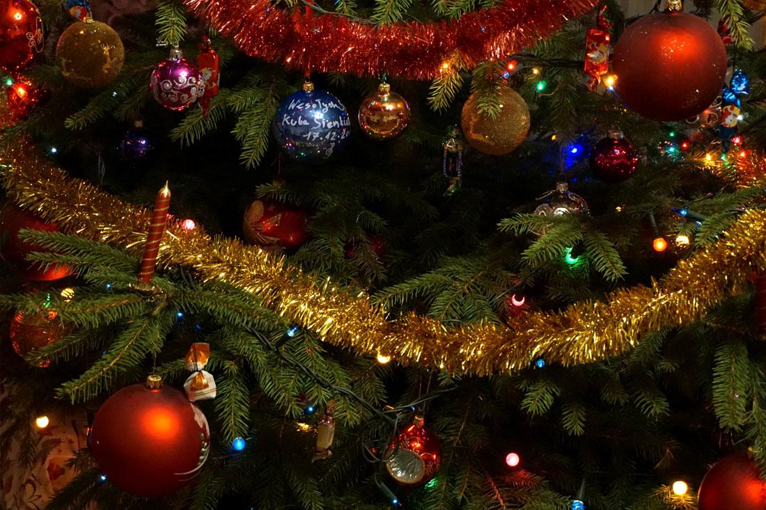 Jak ozdobić choinki świąteczne, kupione na plantacja choinek?